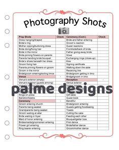 Wedding Photography Checklist template Wedding photographer | Etsy Wedding Checklist Template, Wedding Photo Checklist, Orchid Wedding Cake, Groom Reaction, Wedding Photography Checklist, House Cleaning Checklist, Helpful Hints, Wedding Day, Diy Wedding