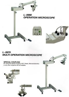 3500case by js kim / Inami - Operation Microscope - General - http://eurotechoptical.com/inami-operation-microscope-general-1294375249  multioperation  배율 20배등 ccd camera & teaching scope