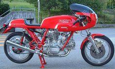 Ducati 900SS Liengme