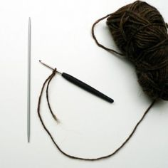 Icelandic knitting – Tutorial: provisional cast on « Tricoteuse d'Islande