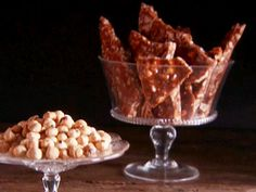 Hazelnut Crunch (Noci Croccante) recipe from Giada De Laurentiis via Food Network
