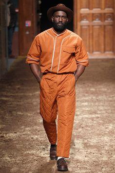 Umit Benan | Fall 2014 Menswear Collection | Style.com