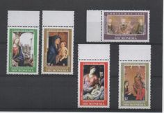 Micronesia Stamps UMM 2002 Christmas Stamps 2002 PW 1277A | eBay