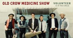 Old Crow Medicine Show In The Circle Sweepstakes Old Crow Medicine Show, Grand Ole Opry