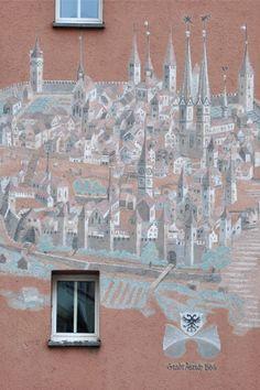 Hirschenplatz - Stadt Zürich 1568