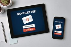 Creating an email newsletter is time-consuming. Check out this list of newsletter templates and template galleries to perfect your next email campaign. Creating A Newsletter, Newsletter Layout, Email Newsletter Design, Subscribe Newsletter, Email Newsletters, Newsletter Templates, Digital Marketing Trends, Digital Marketing Strategy, Online Marketing