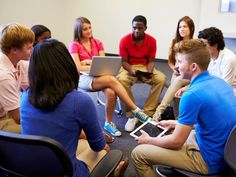 Socratic Seminars in World Language Classes - Six tips for using the powerful discussion model with students who are still acquiring the target language. Education Quotes For Teachers, Education College, Steam Education, History Education, Health Education, Physical Education, Art Education, Mental Health, World Language Classroom