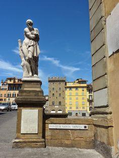 Firenze: Ponte Santa Trinita   #TuscanyAgriturismoGiratola