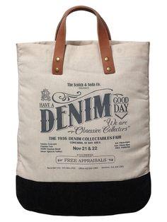 Shopper - Bags & Handbags - Official Scotch & Soda Online Fashion & Apparel Shops