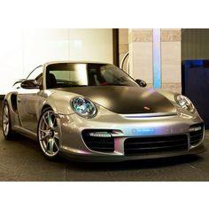 Super Slick Porsche 911 Turbo GT2 RS