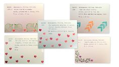 Shakespeare Valentine's Day cards by BytheBookBoutique #shakespeare #valentinesday #valentinecards #postcards #uniquecards