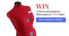 Here's a chance to win an Adjustoform Diana Mannequin in Your Size!  Entries close 31st January midnight AEST. Click Here and Enter for Free to Win. http://upvir.al/ref/MG11501623