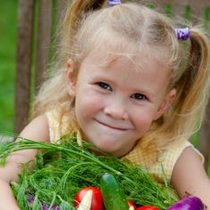 How to Get Toddlers to Eat Vegetables | Wellness Today