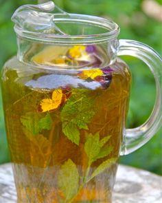Рецепты коктейлей на основе зеленого чая / Советы / trendy