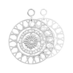 Nikki Lissoni Inner Power Earring Coins - EAC2035SM http://www.oghamjewellery.com/collections/nikki-lissoni-jewellery