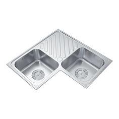 33 infinite corner stainless steel undermount sink corner sink