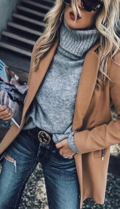 Super cooles Outfit The post ? Super cooles Outfit appeared first on Mode Frauen. Fall Winter Outfits, Autumn Winter Fashion, Winter Style, Winter Fashion Women, Summer Outfits, Christmas Outfits, Winter Fashion Outfits, Winter Clothes, Outfit Invierno