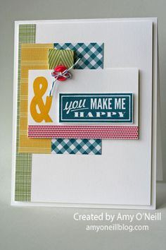 By Amy O'Neill #stampinup