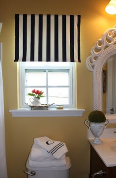 Cloth Covered Window Shades