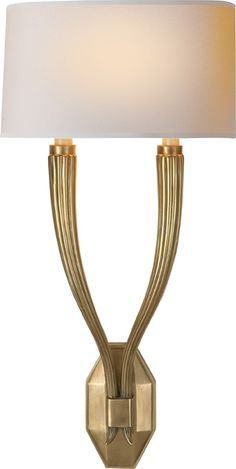 RUHLMANN SCONCE -  item # CHD2461	  | designer Sandy Chapman  price	$525.00  circa lighting