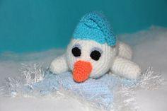 74 Besten Schneemänner Bilder Auf Pinterest Amigurumi Patterns