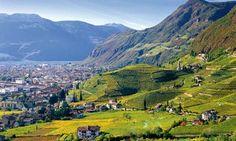 Bolzano / Bozen: the capital - South Tyrol in the Italian Alps Farm Holidays, Italy Holidays, Wonderful Places, Beautiful Places, Beautiful Scenery, Austria, Hotels, Germany And Italy, South Tyrol