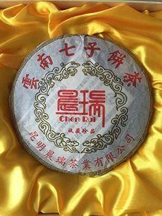Precious Collection Pu Erh Black Tea Cake 350 g Produced in 2006, Highest Grade Unfermented Puer Tea in Handcraft Box Packing, http://www.amazon.com/dp/B019OU9246/ref=cm_sw_r_pi_awdm_q2E6wb25RGJX5