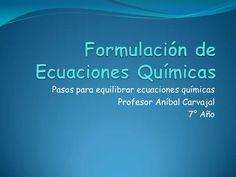 C3 ajustes de ecuaciones by Aníbal Carvajal Salazar via slideshare