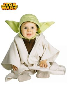 Yoda Infant/Toddler Costume | Infant/Toddler Star Wars Halloween Costumes