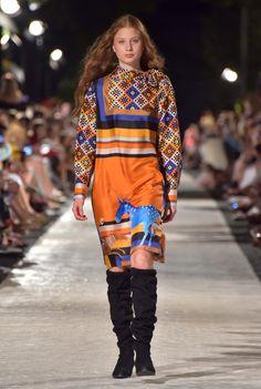 Silk, Prints, Collection, Dresses, Fashion, Moda, Vestidos, Fashion Styles, Printed