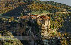 GREECE CHANNEL | Meteora-Barlaam monastery | Flickr - Photo Sharing!