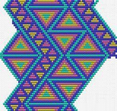 Crochet patern for Wayuu Mochila