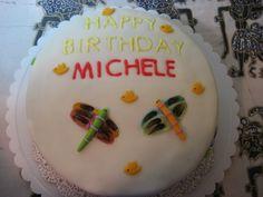 Birthday cake for Michelle