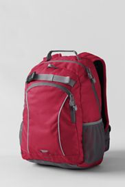 Kids Solid ClassMate 174 Medium Backpack in all products at Lands' End.