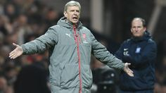 Arsenal manager Arsene Wenger has been given a four-match touchline ban and £25,000 fine after accepting a Football Association charge of misconduct for his behaviour in the win over Burnley.