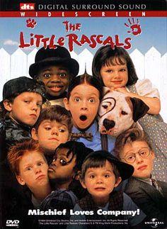 The Little Rascals !