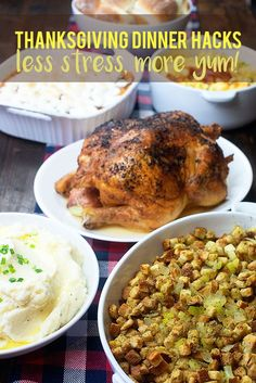 Holiday meals involve a lot of prep and planning, but I'm sharing my tips and tricks for making this Thanksgiving even easier! This post is brought to you as part of my partnership with Bob Evans. As always, all opinions are my own. Green Bean Casserole, Thanksgiving Recipes, Holiday Recipes, Holiday Meals, Chocolate Peanut Butter Fudge, Fudge Recipes, Menu Planning, Food Hacks, Make It Simple