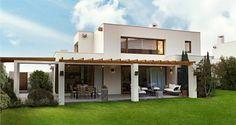 casas estilo mediterraneo - www.vibradoslitoral.cl