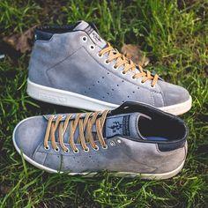 "crispculture: "" adidas Originals x Mark McNairy Stan Smith Mid 84-Lab """