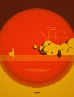 'The Visitor' by Jay Shaw