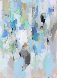 "Laura Park, ""Aquarius II"" 40x30 | Gregg Irby Gallery"