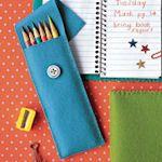 20+ Free Pencil Case & Pouch Tutorials: {Sewing} : TipNut.com