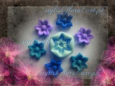 Lovely Flower Mold  https://www.facebook.com/StylishFloralArt