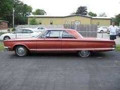 Image result for 1966 chrysler newport. We had a red one like this.