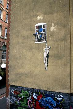Banksy, Bristol