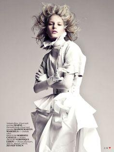 Turkey Fashion 2013 | Vogue Turkey / April 2013 (Yeni Beyaz) | SOS FASHION ALARM