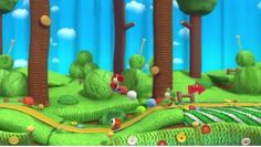 Yoshi's Wooly World Brings Knitting, Crochet to the World of Gaming