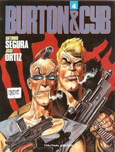 Comics El Coleccionistas - BURTON