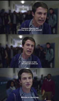 Image discovered by V E R O N I C A. Find images and videos about netflix, 13 reasons why and clay jensen on We Heart It - the app to get lost in what you love. Justin 13 Reasons Why, 13 Reasons Why Reasons, 13 Reasons Why Netflix, Thirteen Reasons Why, Tv Show Quotes, Film Quotes, 13 Reasons Why Wallpaper Iphone, 13 Reasons Why Aesthetic, Justin Foley