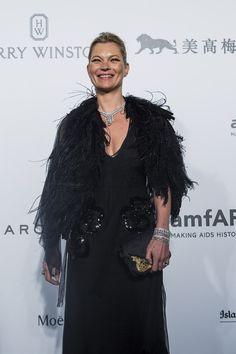 Kate Moss Photos: 2015 amfAR Hong Kong Gala - Arrivals